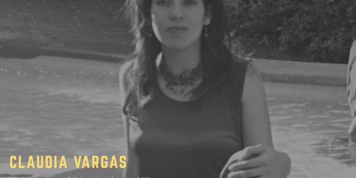 Claudia Vargas <br> Becaria Chevening <br> Tutora