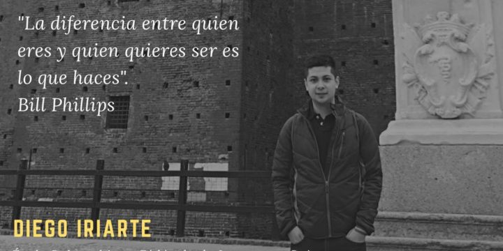 Diego Iriarte <br> Becario Patiño <br> Tutor