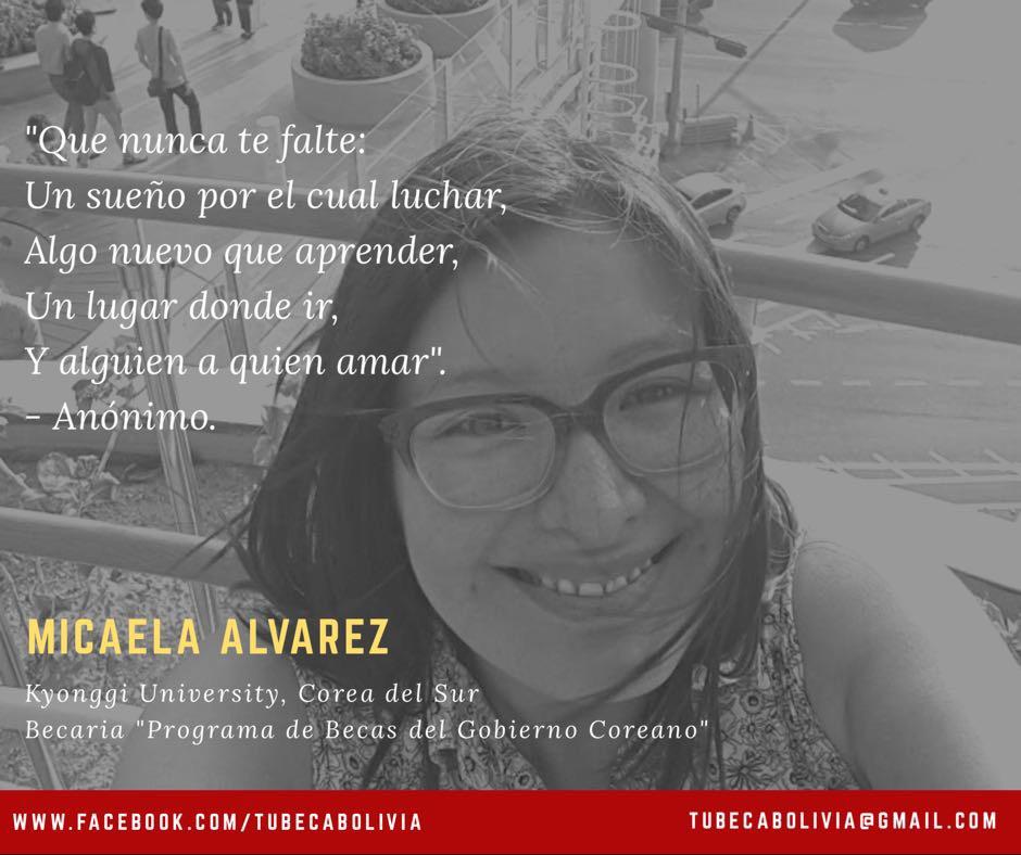 Micaela Alvarez