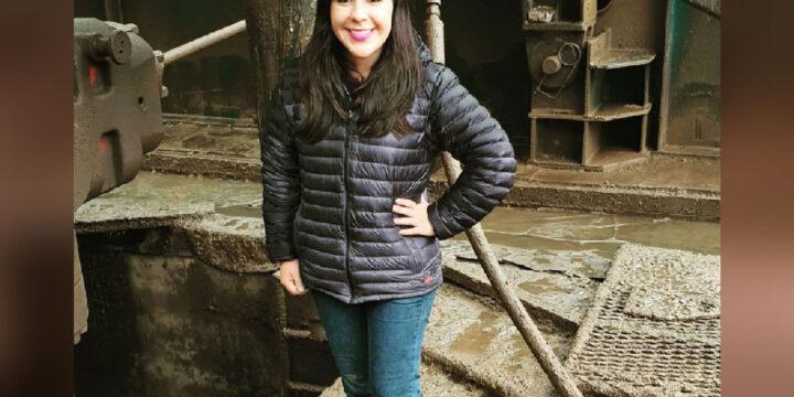 Micaela Ruiz <br> Ex Becaria 100 Becas del Gobierno Boliviano <br> Tutora