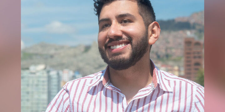 Hugo Mobarec <br> Ex Becario 100 Becas del Gobierno Boliviano <br> Tutor