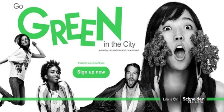 Go Green in the City (Francia)