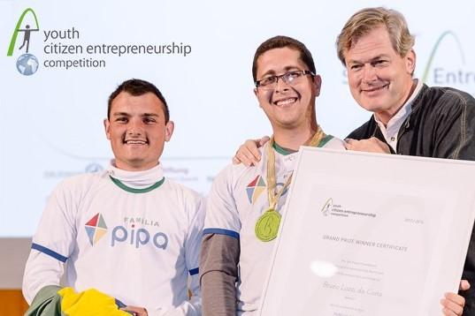 Youth Entrepreneurship Competition (Alemania)