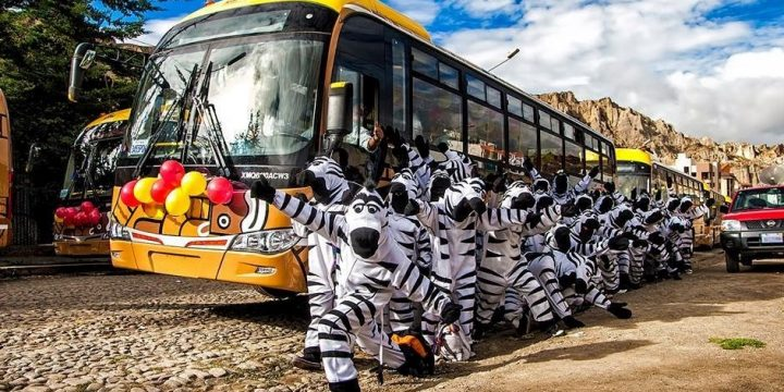 La Paz Bus (Bolivia)