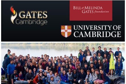Gates Cambridge Scholarship (Inglaterra)