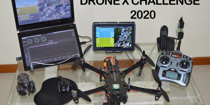 Drone X Challenge (Cualquier país)
