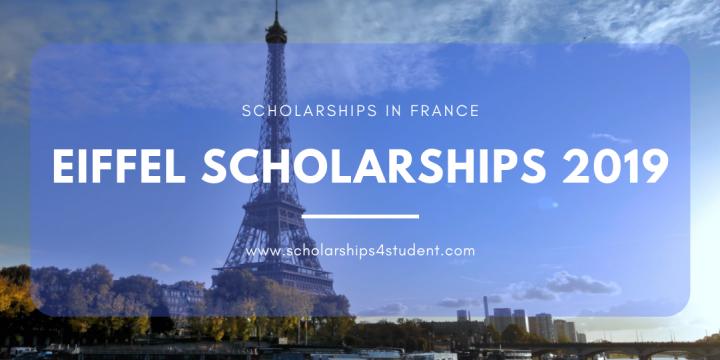 Eiffel scholarships (Francia)