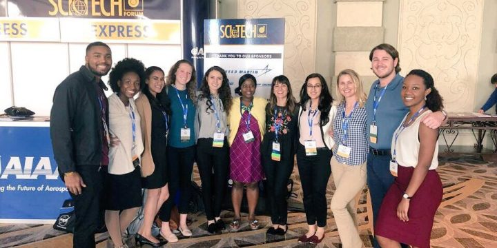 AIAA Diversity Scholars (EEUU)
