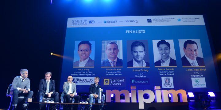 MIPIM Startup Competition (Estados Unidos)