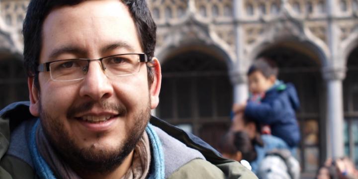 Pablo Evia <br> Becario DAAD <br> Tutor
