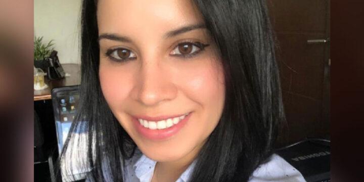 Maria Renee Carrasco <br> Becaria Grupo Total <br> Tutora