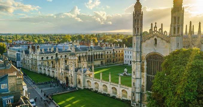 Cambridge Scholarships (Inglaterra)