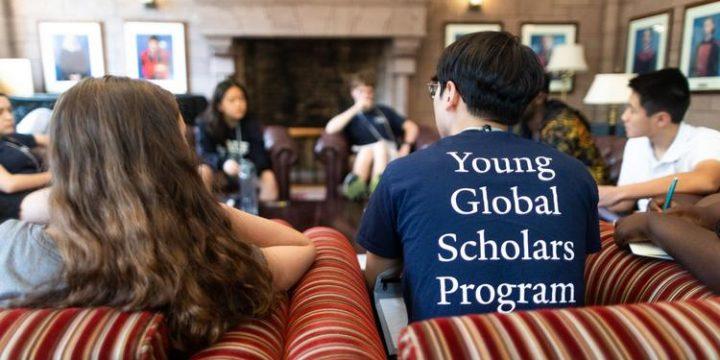 Yale Young Global Scholars (Estados Unidos)