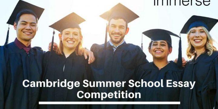 Cambridge Immerse Essay Competition (Inglaterra)