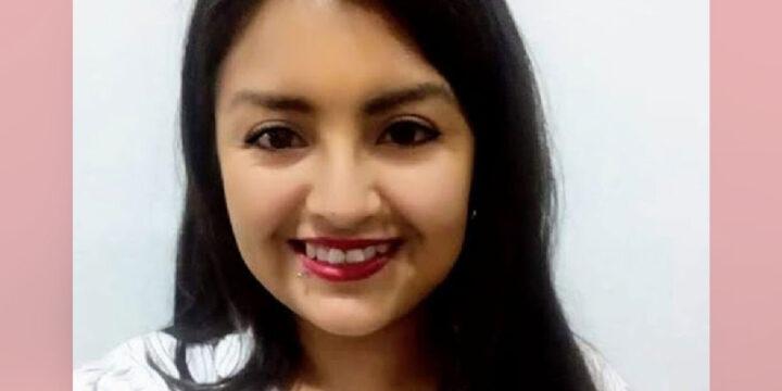 Karla Terán <br> Ex-becaria Universidade Federal do Mato Grosso <br> Tutora