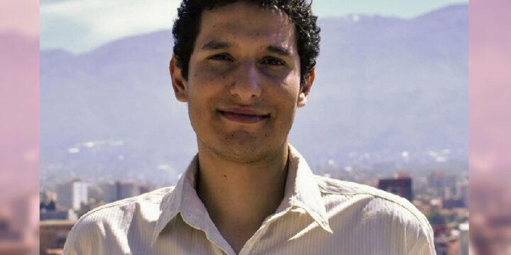 Andrés Montero <br> Ex Becario Fundación Patiño <br> Tutor