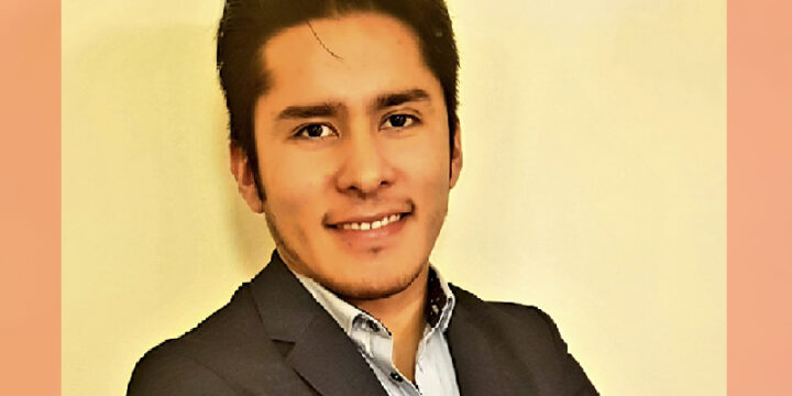 Hernán Montecinos <br> Becario Fundación Carolina <br> Tutor