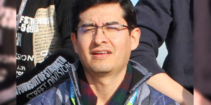 Marco Mendoza <br> Ex-becario Fundación Patiño y becas en Francia <br> Tutor
