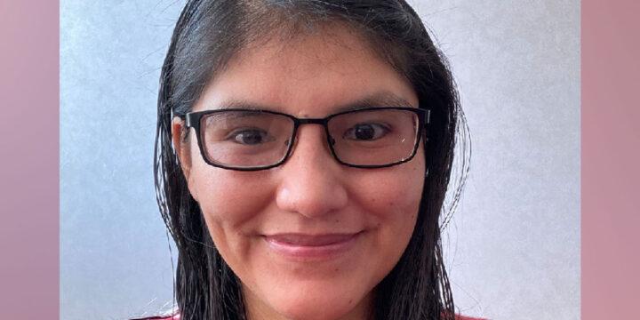 Nélida Nina <br> Becaria AGCI (Chile) <br> Tutora