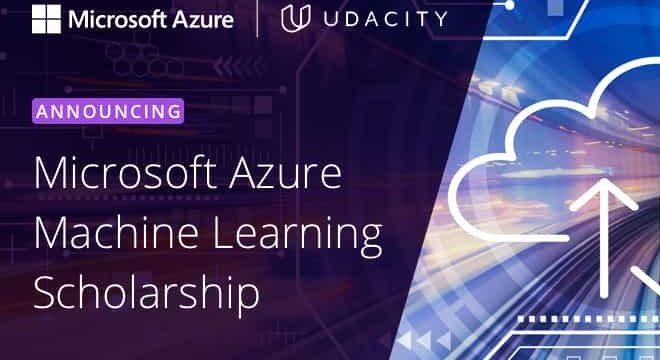 Microsoft Azurre Udacity (Online)