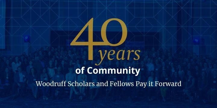 The Robert W. Woodruff Scholarship (EEUU)