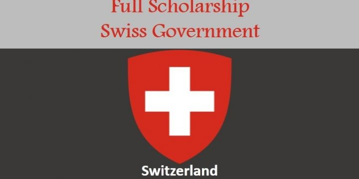 Swiss Government Excellence Scholarships (Suiza)