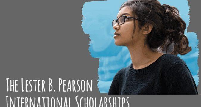 Lester B. Pearson scholarships (Canadá)