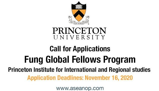 Fung Global Fellows Program (EEUU)