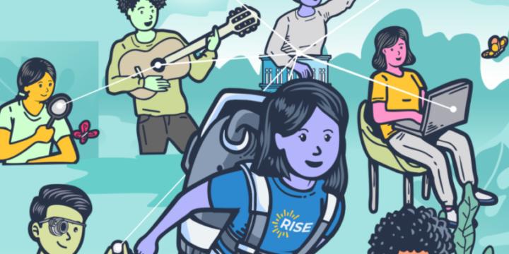 Rise Scholarship (Cualquier país)