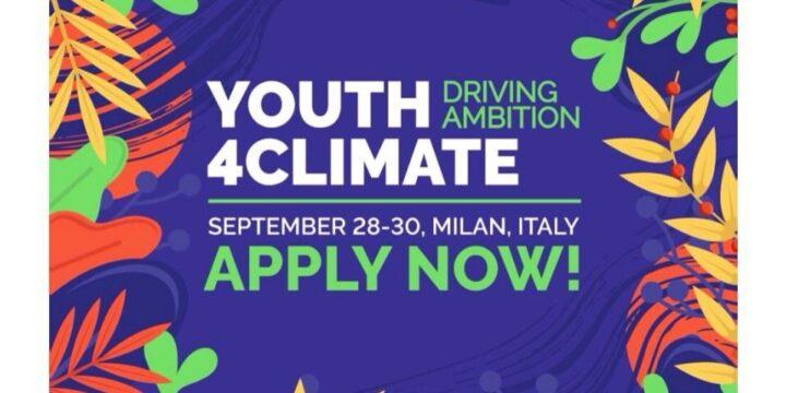 Youth4Climate (Italia)