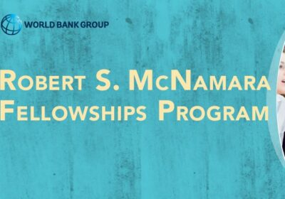 Robert S. McNamara Fellowships Program (EEUU)