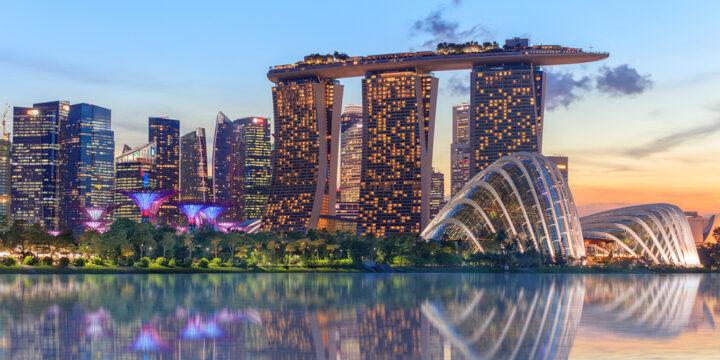 Government of Singapore (Singapur)