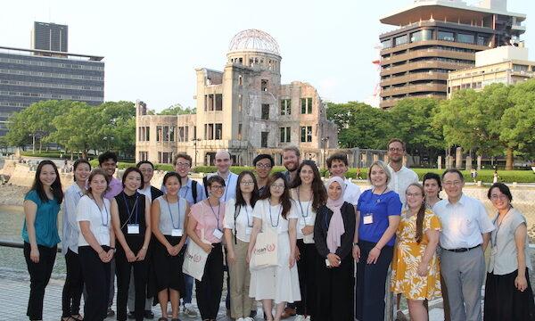 Hiroshima – ICAN Academy (Japón)