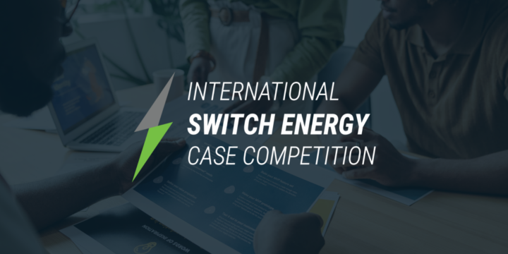 International Switch Energy Case Competition (Cualquier país)