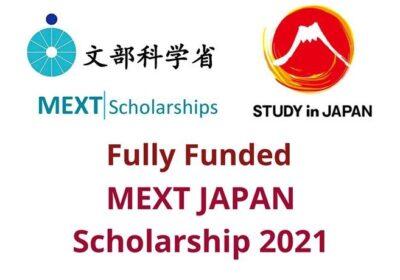 Japanese Government (MEXT) Scholarship (Japón)